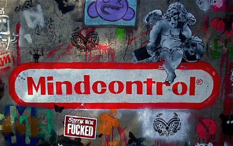 le jeu video en mode street art!! Ninten10