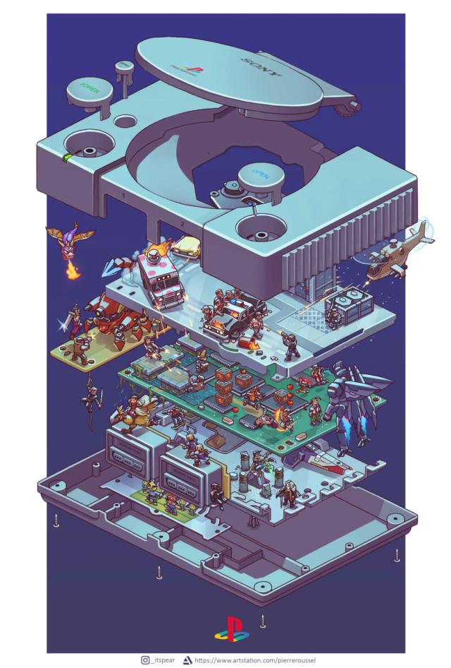 Entretien exclusif C.S n°1 de l'artiste gamer PIERRE ROUSSEL  ! Pierre12