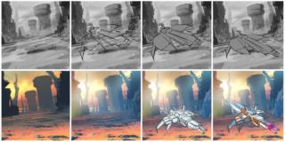 Entretien exclusif C.S n°4: Lionel Pigaglio ,Formateur et illustrateur de jeux Dreamcast et Switch ! Proces11