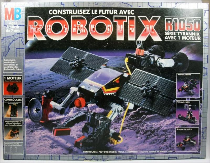 Les ROBOTIX  de chez MB Roboti10