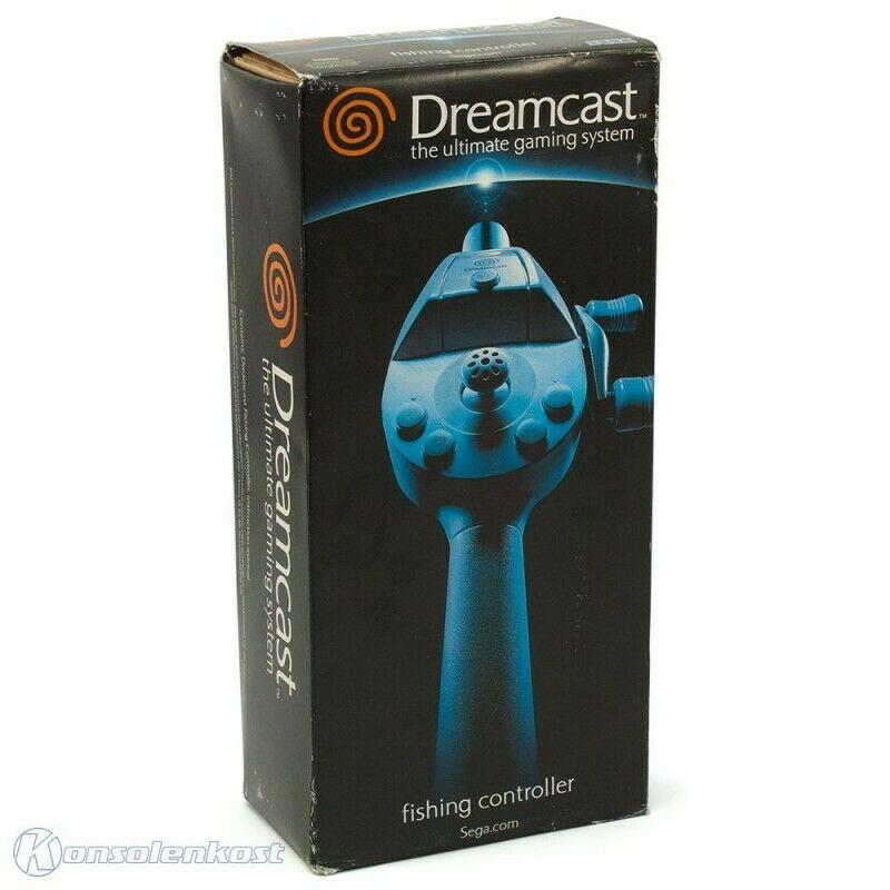(DC) Liste des jeux de pêche Dreamcast (accessoire fishing controller) S-l16019