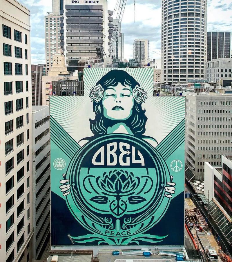 Shepard Fairey : artiste issu du milieu du skateboard! Street12