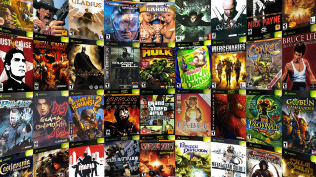 Les jeux Xbox 1ere génération à jouer même en 2021 ! Xboxga10