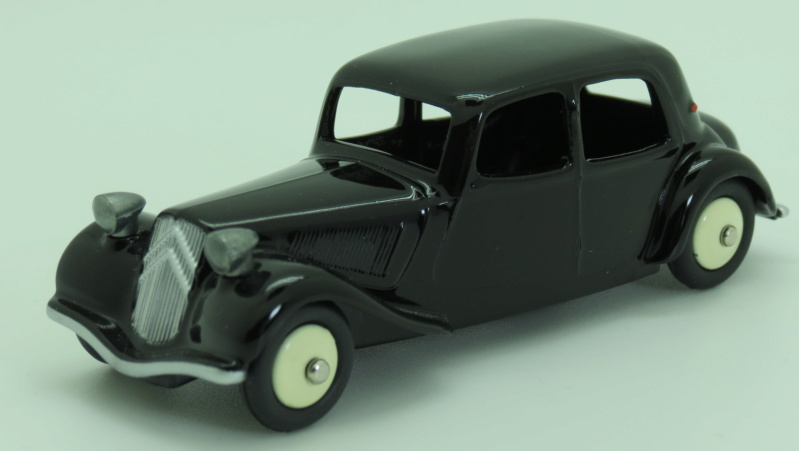 dinky ATLAS les tractions 24N Citroz17