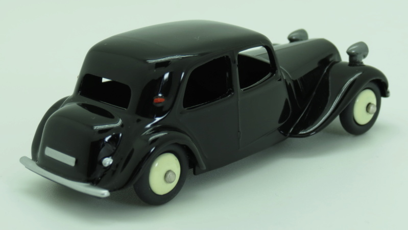 dinky ATLAS les tractions 24N Citroz18