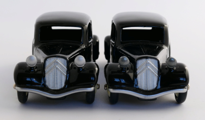 dinky ATLAS les tractions 24N Citroz19