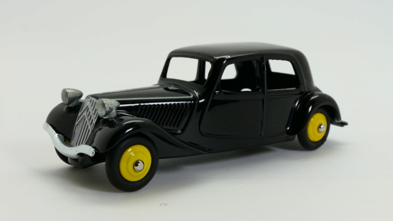 dinky ATLAS les tractions 24N Citroz31