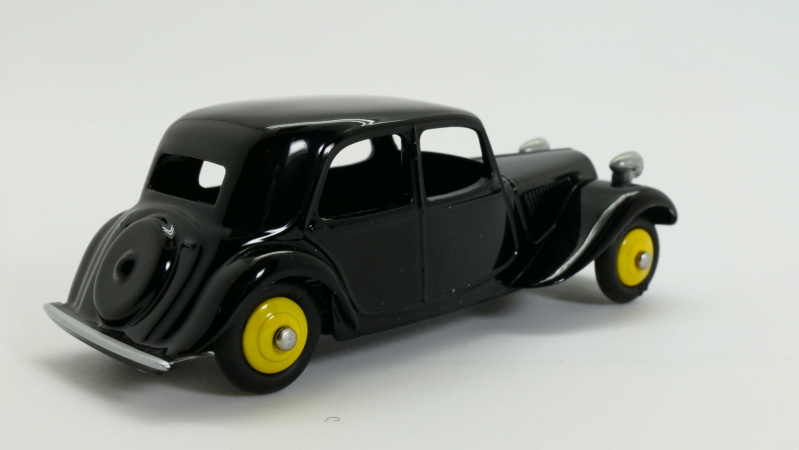 dinky ATLAS les tractions 24N Citroz32