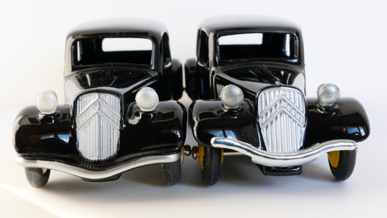 dinky ATLAS les tractions 24N Citroz35