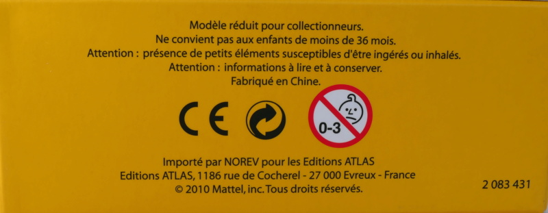 dinky ATLAS les tractions 24N Offre_13