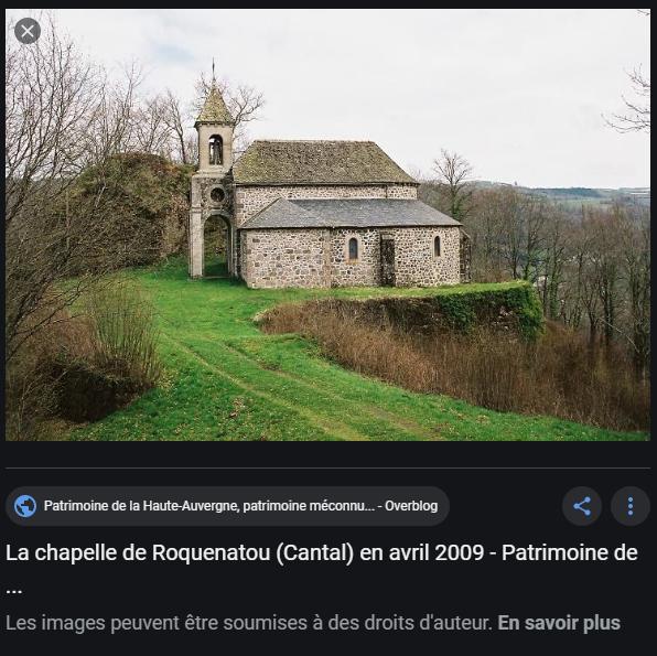 Oukecé dans le Cantal ?! - Page 22 Roquen10
