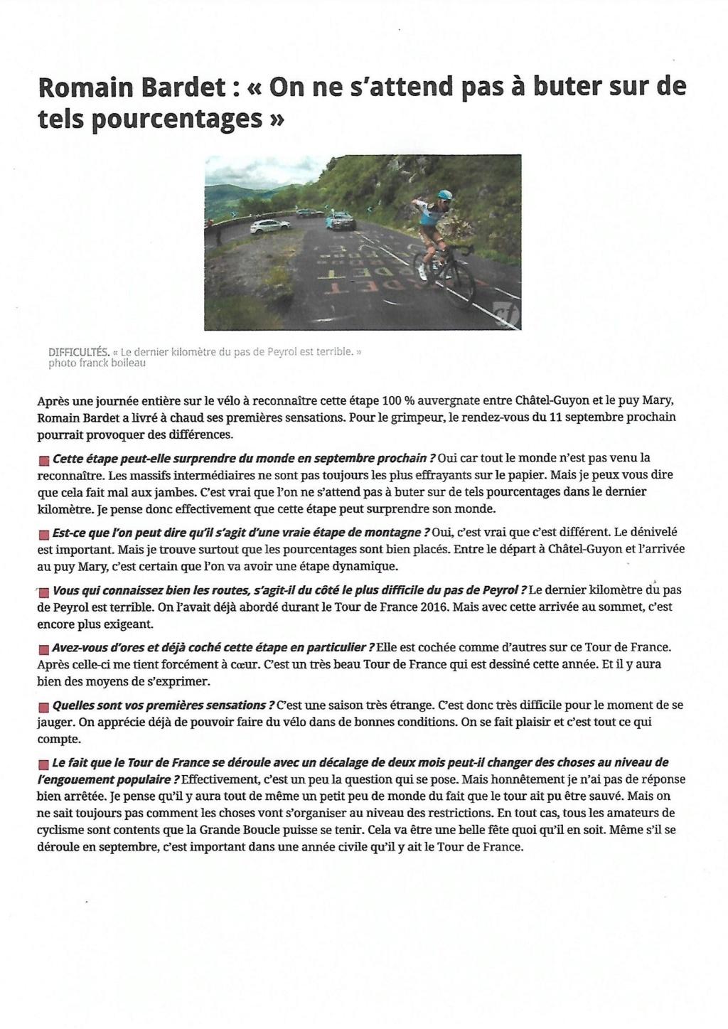 Tour de France 2020 : Arrivée au Pas de Peyrol (Puy Mary) - Page 6 Scan10