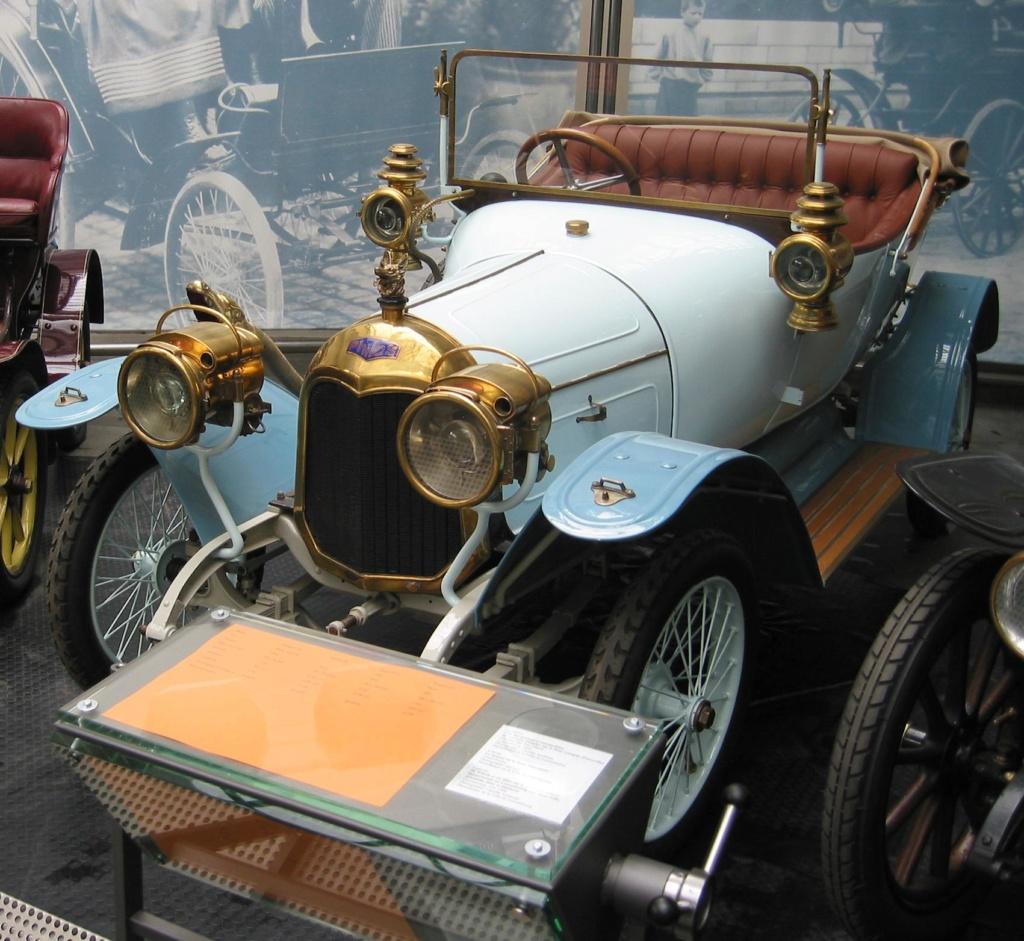 Quelle marque pour cette voiture - Philos 1912 ou 1913 ? Philos12
