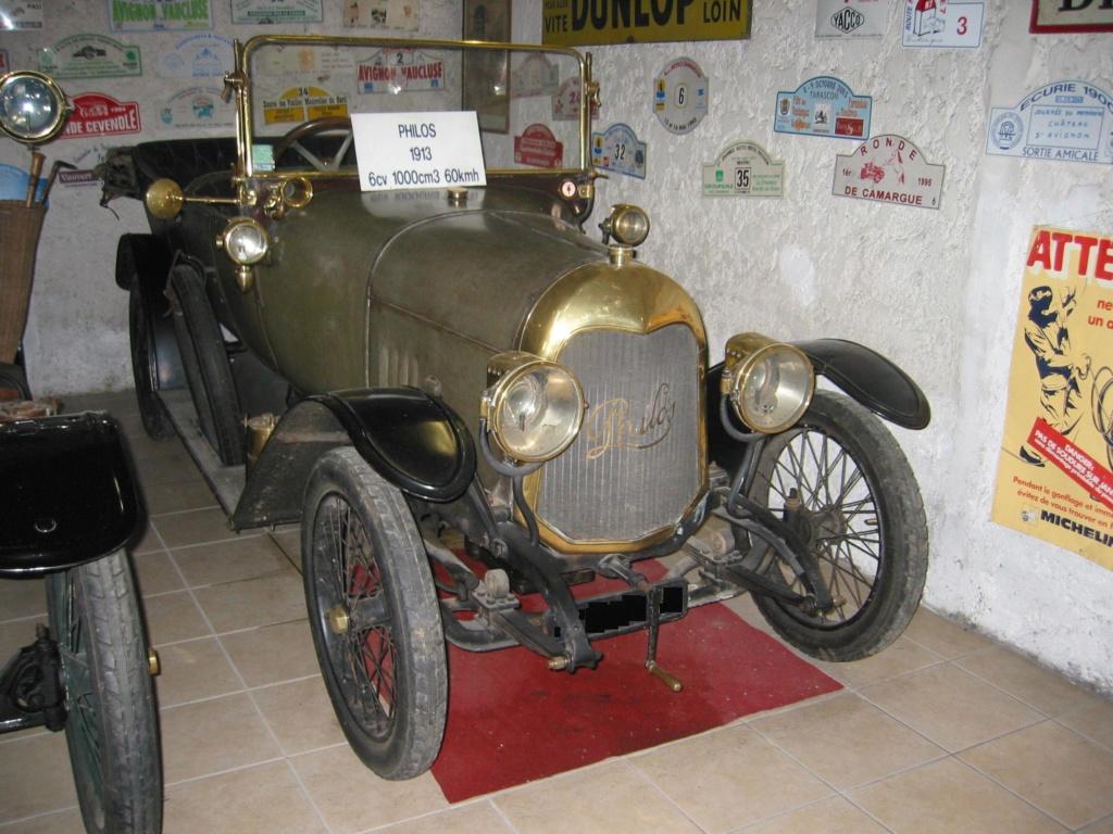 Quelle marque pour cette voiture - Philos 1912 ou 1913 ? Philos13