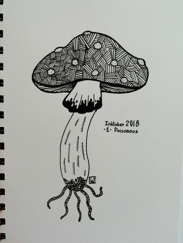 [Terminé] Inktober 2018 Inktob10