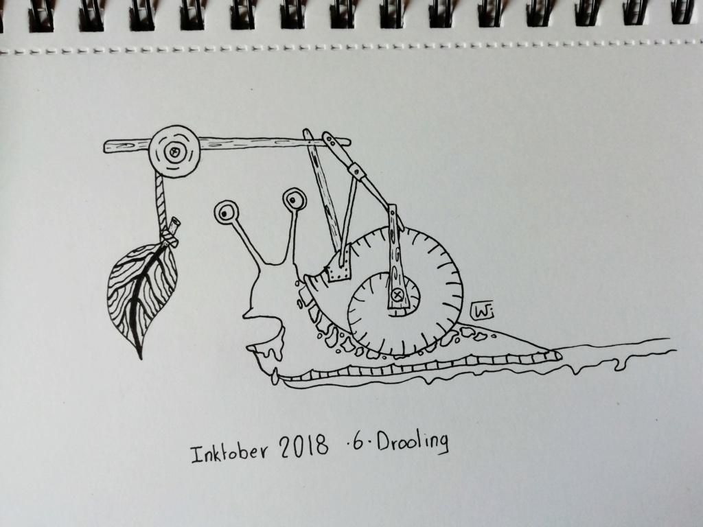 [Terminé] Inktober 2018 Inktob15
