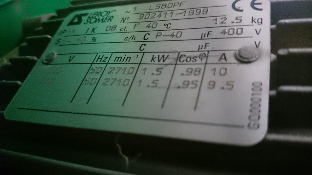 Condensateur fondu sur SAR lurem 400 Dsc_1613