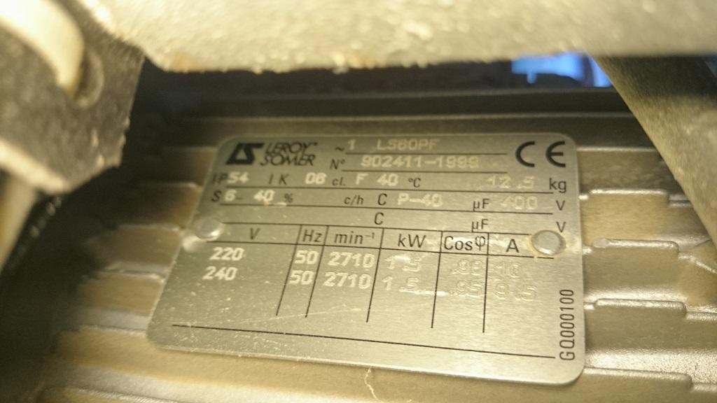 Condensateur fondu sur SAR lurem 400 Dsc_1614