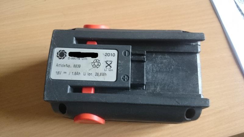 Remplacer un chargeur de batterie HS Dsc_1810