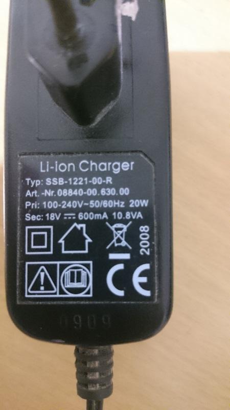 Remplacer un chargeur de batterie HS Dsc_1815