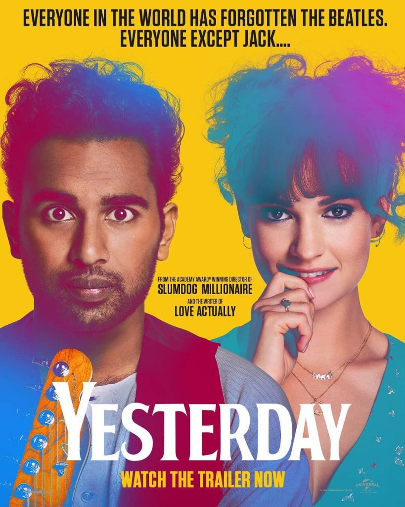 YESTERDAY The Beatles Movie Fantasy with A Twist of the Mandela Effect. 51538710