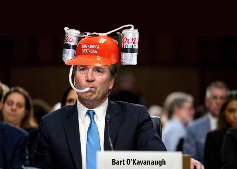 Police report says Brett Kavanaugh was in a barfight in 1985 Beer_k10