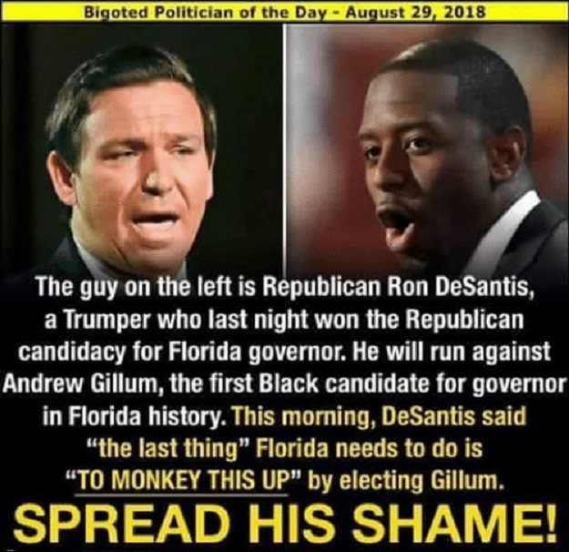 Well Now That Didn't Take Long. Will Florida Wise Up And Vote Blue? - Page 3 Bigote10