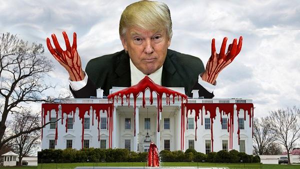 Trump Continues his effort to Destroy America ... Bloody10