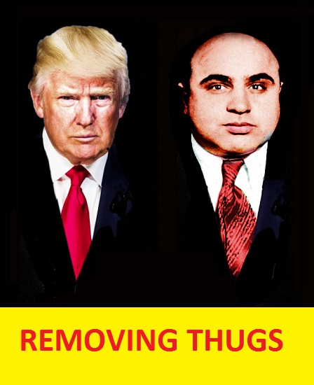 Trump the tax evader Capone10