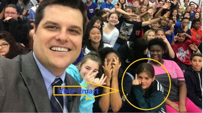 MATILDA...er  MATT GAETZ THINKS OF LEAVING CONGRESS.  Gaetz_14