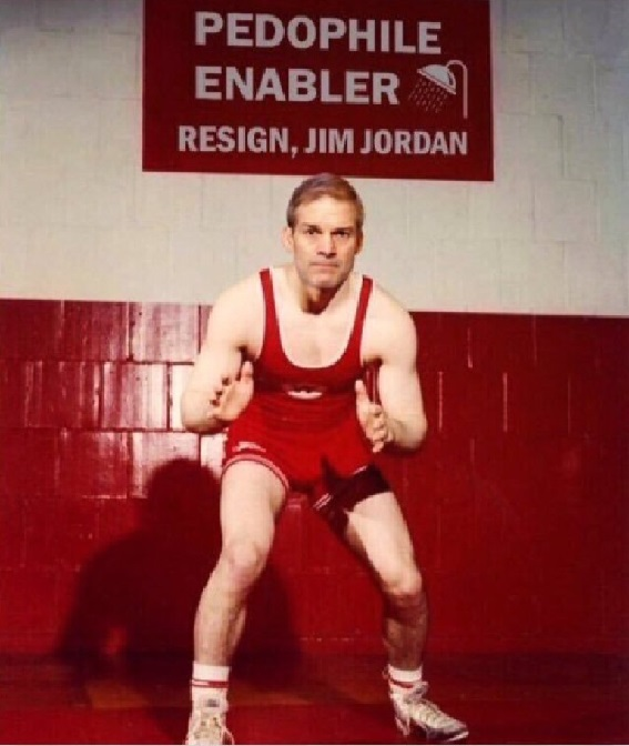 Jim Jordan Saw Nothing, Knew Nothing About Sex Offender Doctor At OSU. Gym_jo10