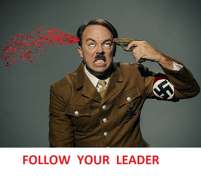 A Halloween Message To Trump Supporters Throughout The Land Hitler10