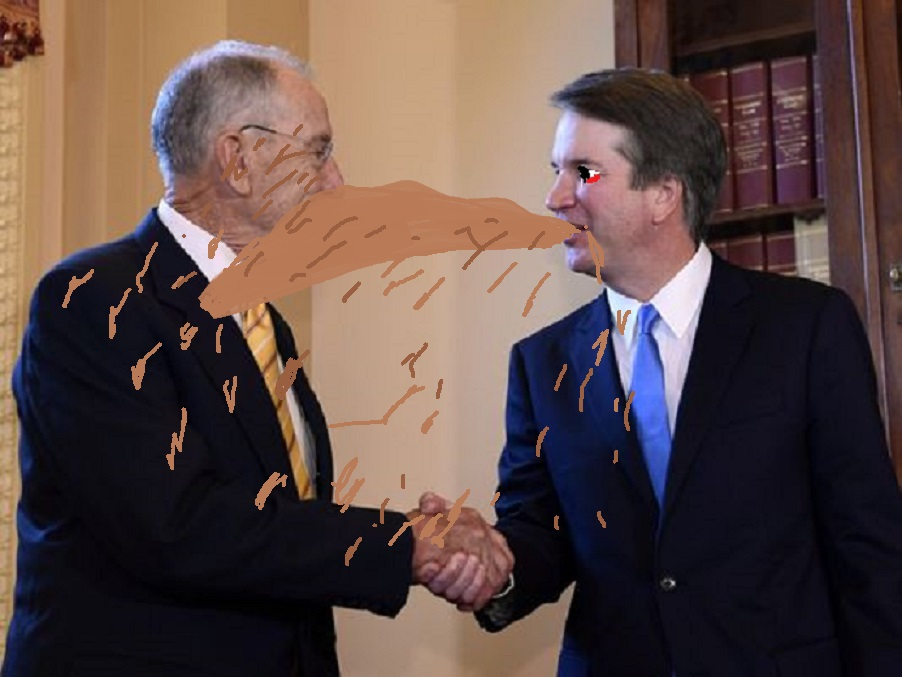 Congratulations To The Republican Justice Kavana16