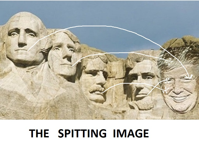 Donald Trump says he should be on Mount Rushmore Mt_tru10