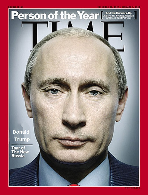 Greta Thunberg Is Times Person Of The Year. Putin_14
