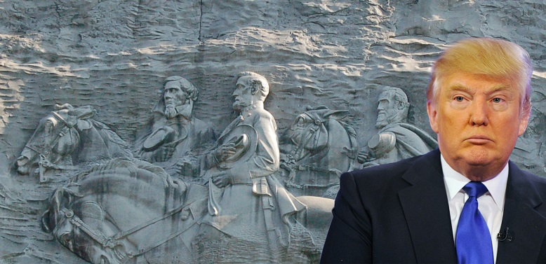 Donald Trump says he should be on Mount Rushmore Trump-15
