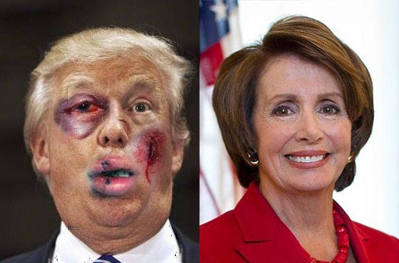 Dems need Pelosi now more than ever Trump_15