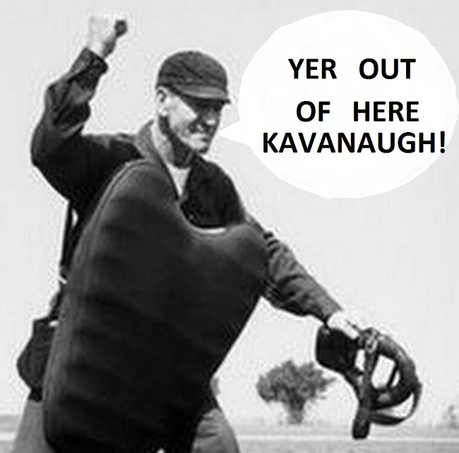 Third Kavanaugh accuser now on record - Page 2 Umpire12
