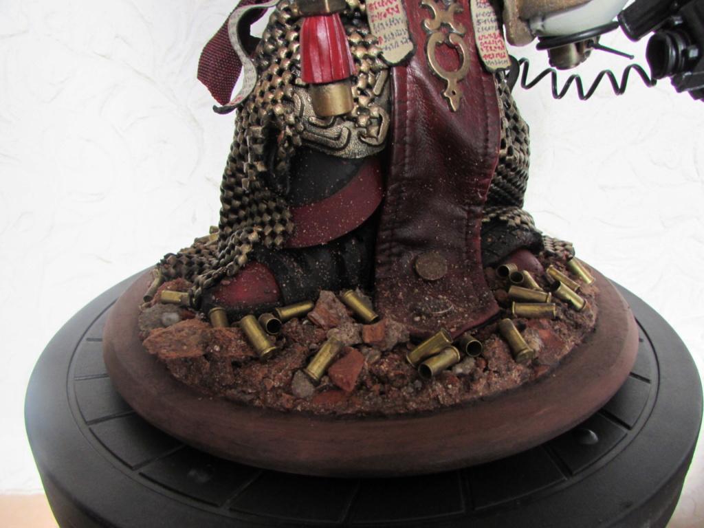 Chapelain Warhamer 40K Img_0061