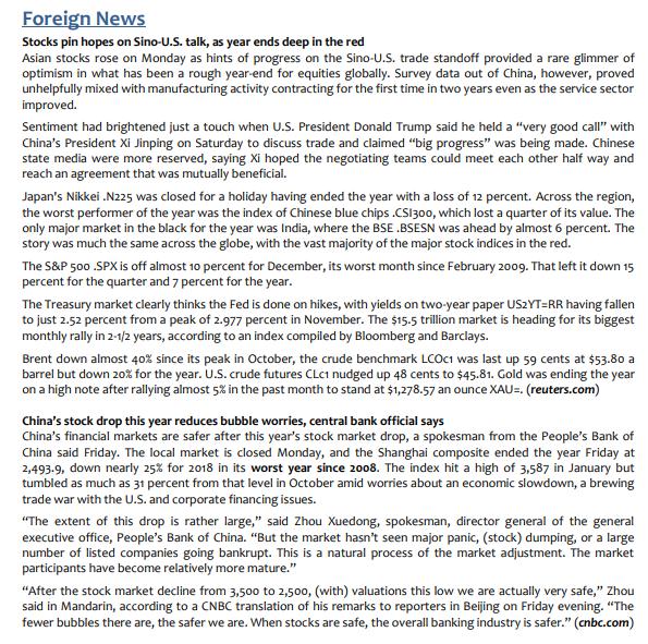 FOREIGN NEWS Fn31de10