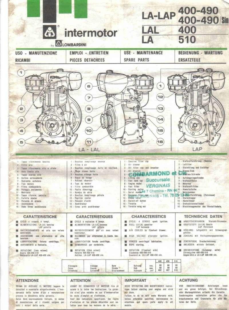 Le S.E.P + remorque motrice 110