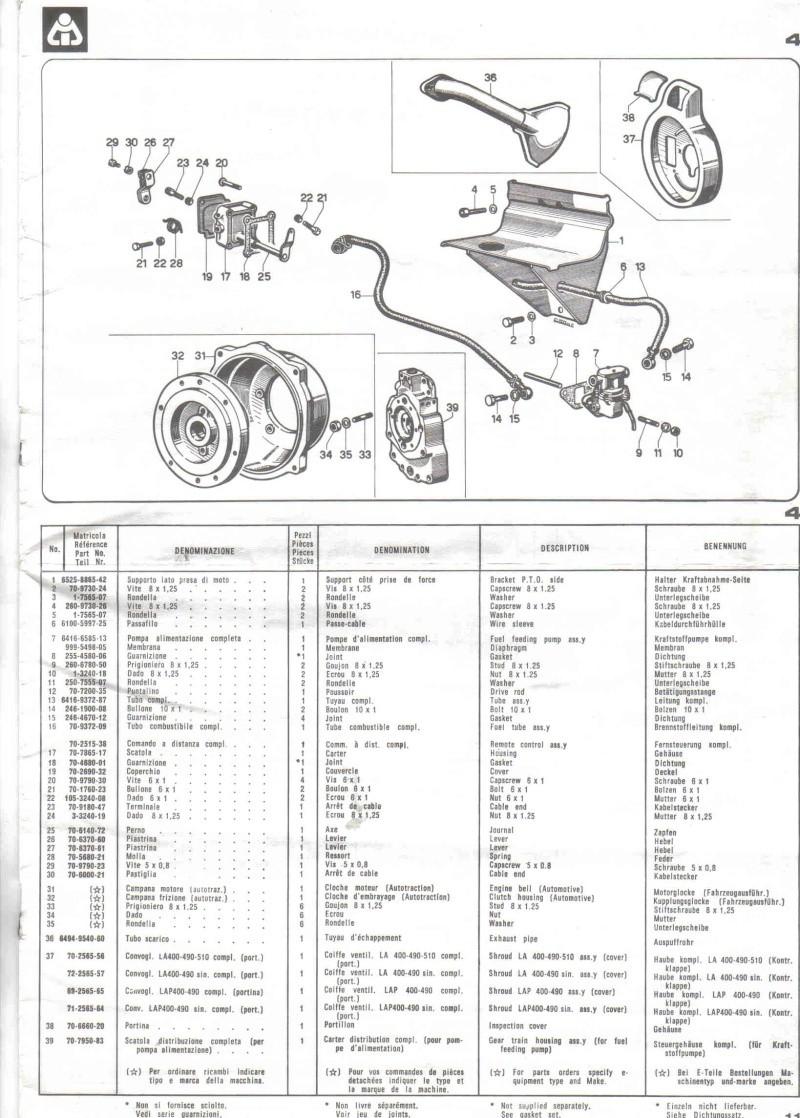 Le S.E.P + remorque motrice 1110