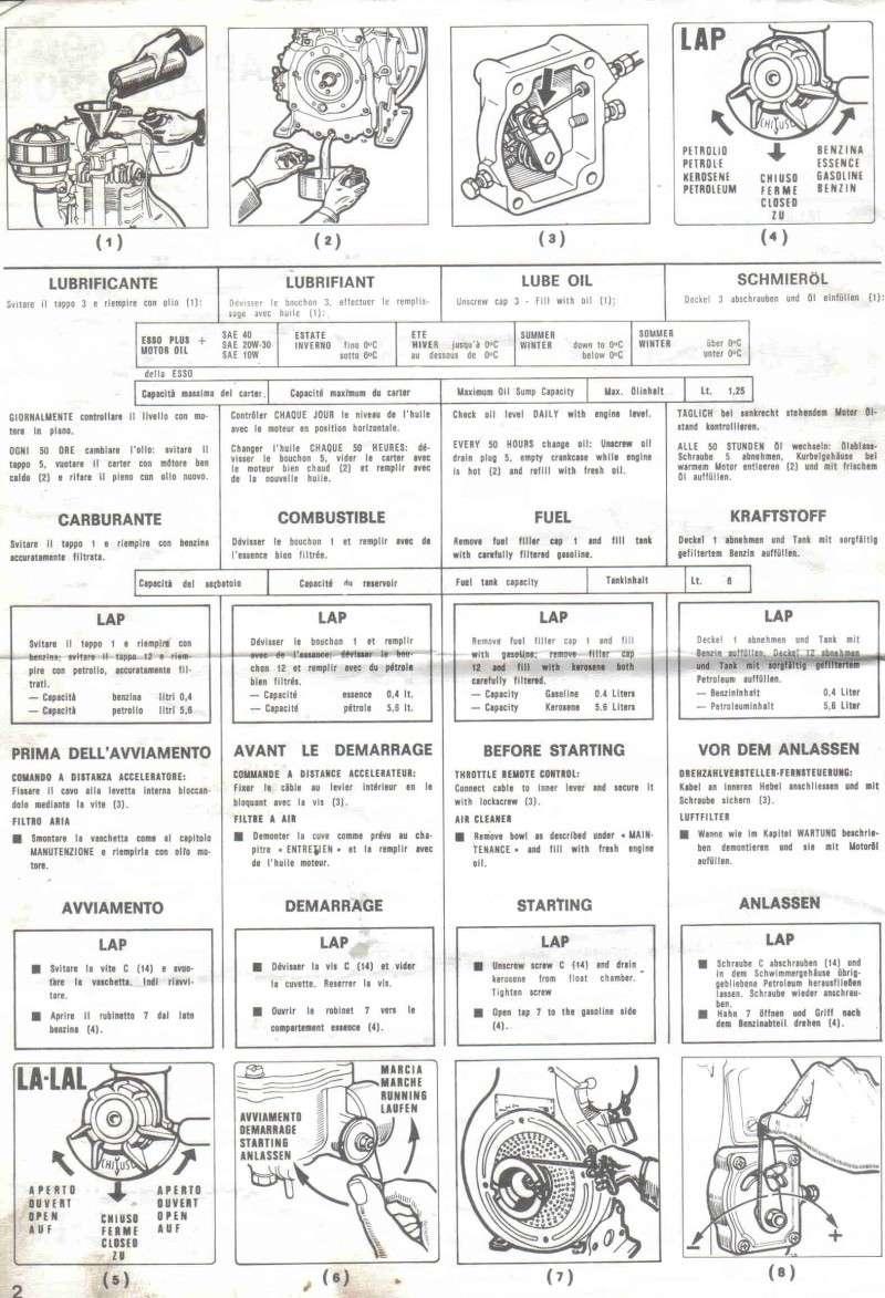 Le S.E.P + remorque motrice 210