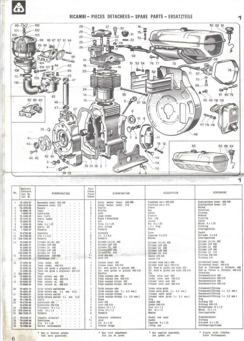 Le S.E.P + remorque motrice 610