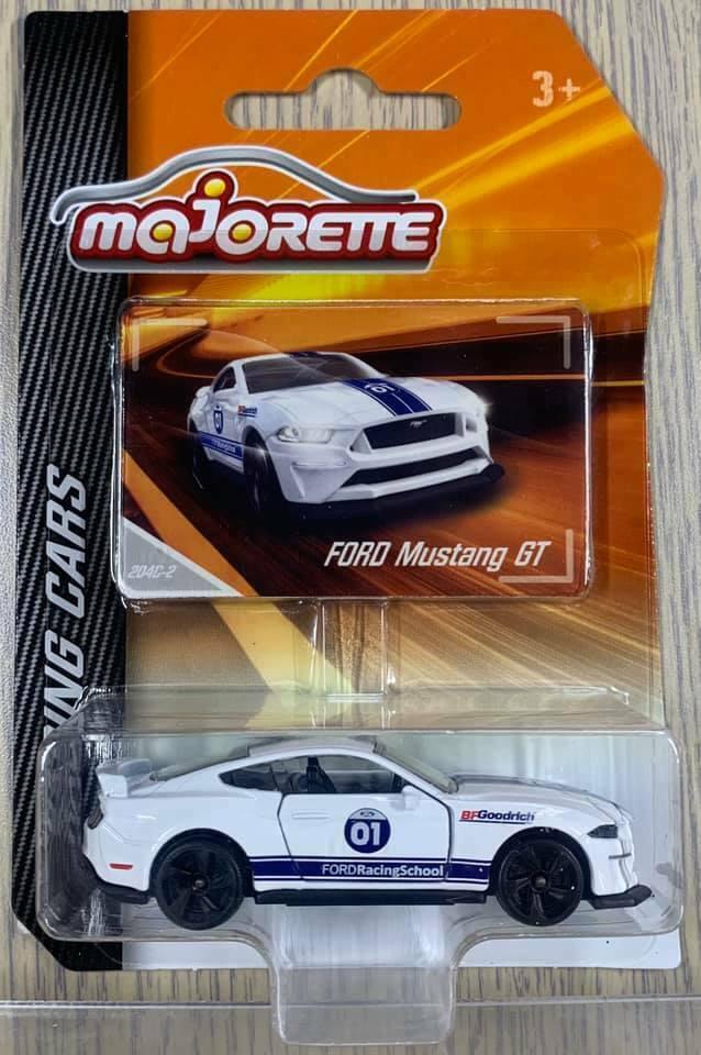 N°204C FORD MUSTANG GT  204c-210