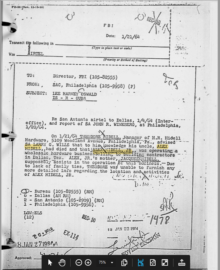 Alleged Oswald Aliases Fbi_se10