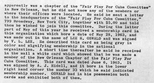 Alleged Oswald Aliases Quigle13