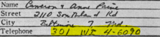 Did Oswald deny living at 1026 N Beckley?  - Page 5 Ruth_a11