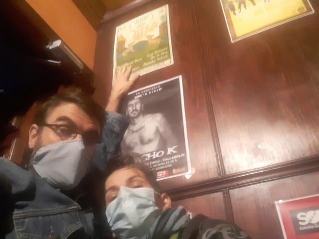 Veladúo VI: festival de dúos #Valladolid..(1 semana) Criminal pentatónico, el puto fary, Elsanbenito... - Página 2 20210919