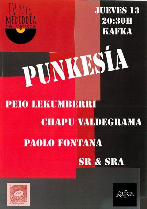 ¡Señor y Señora (dúo rock)! Ahora a grabar un disco solidario.... - Página 4 Punkes10
